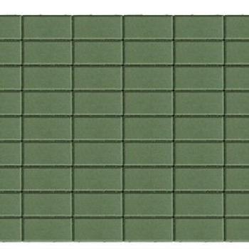 ПРЯМОУГОЛЬНИК зеленый 200х100