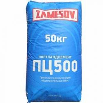 Цемент М 500 Д0