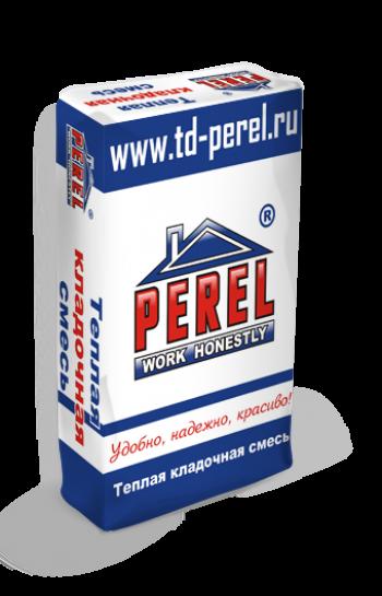Теплоизоляционная кладочная смесь Perel TKS 6020