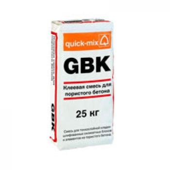GBK Клеевая смесь для ячеистого бетона